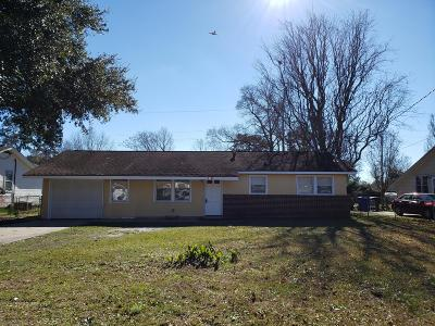 North Charleston Single Family Home Contingent: 2687 Orchid Avenue