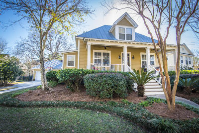 Charleston Single Family Home Contingent: 4025 Crown Pointe Street