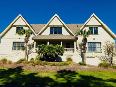 Single Family Home For Sale: 1101 Landfall Way Way