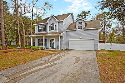 Johns Island Single Family Home For Sale: 1170 Equinox Ct