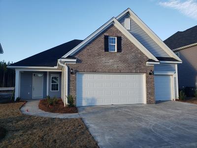 Summerville Single Family Home For Sale: 109 Rouen Lane