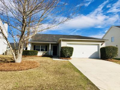 North Charleston Single Family Home For Sale: 8012 Long Shadow Lane