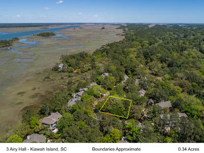 Charleston County Residential Lots & Land For Sale: 3 Airy Hall