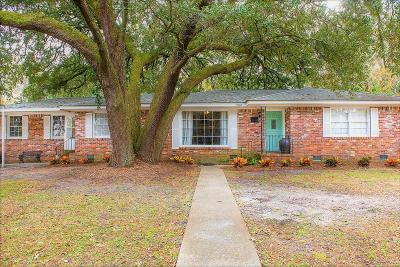 Single Family Home For Sale: 1265 Charlestowne Drive