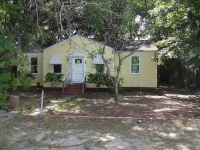 North Charleston Single Family Home For Sale: 2642 Ranger Drive
