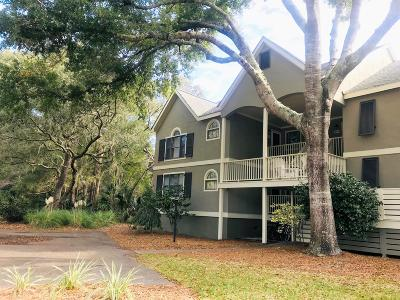 Seabrook Island Attached For Sale: 2133 Landfall Way