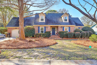 Mount Pleasant Single Family Home Contingent: 767 Gypsy Lane