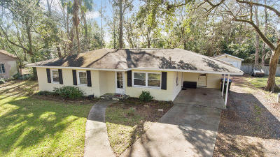 Single Family Home Contingent: 1249 Wimbee Drive