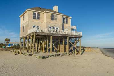 Folly Beach Single Family Home Contingent: 2 Sumter Drive