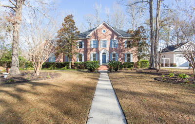 North Charleston Single Family Home For Sale: 8614 Wild Bird Court