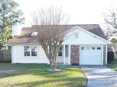 Single Family Home For Sale: 128 Manchester Road