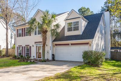 Goose Creek Single Family Home For Sale: 114 Fairbury Drive Drive