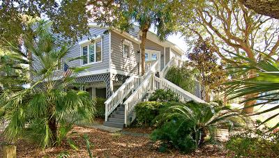 Isle Of Palms Single Family Home For Sale: 15 57th Avenue