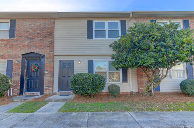 Charleston County Attached Contingent: 415 Parkdale Drive #4-B