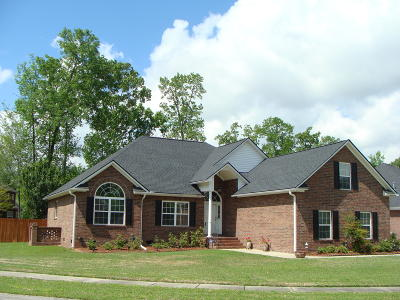 Goose Creek Single Family Home Contingent: 127 Westover Drive