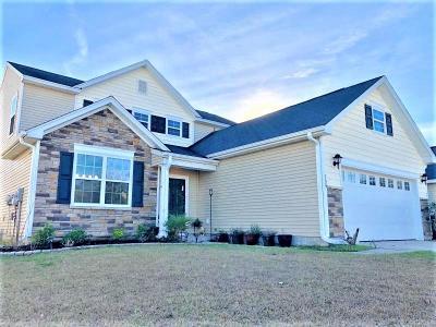 Carolina Bay Single Family Home For Sale: 3129 Gallberry Street