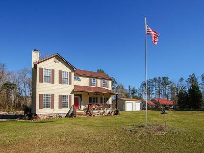 Single Family Home For Sale: 1594 E Church Street