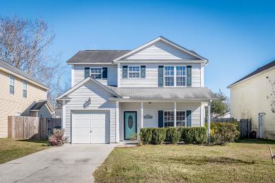 Single Family Home For Sale: 1105 Bradley Daniel Boulevard