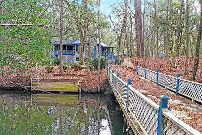 Johns Island Single Family Home For Sale: 1177 Michelle Lane