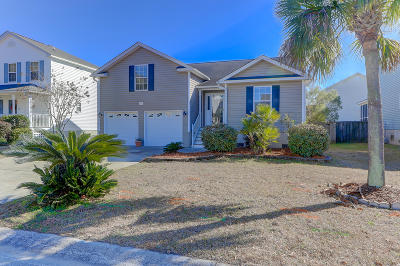 Single Family Home Contingent: 1152 Clearspring Drive