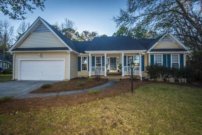 Mount Pleasant Single Family Home For Sale: 1532 Glen Erin Drive