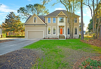 Charleston National Single Family Home Contingent: 1235 Oak Hill Terrace