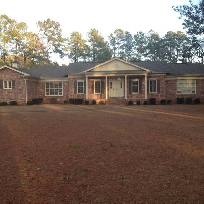 Holly Hill Single Family Home For Sale: 1620 Jill Street
