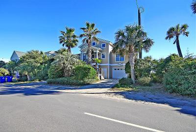 Folly Beach Single Family Home For Sale: 211 E Arctic Avenue