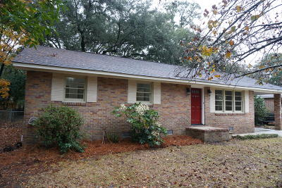 North Charleston Single Family Home Contingent: 4317 Flynn Drive