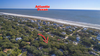 Awendaw, Wando, Cainhoy, Daniel Island, Isle Of Palms, Sullivans Island Residential Lots & Land For Sale: 2 Conch Court