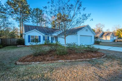 Mount Pleasant Single Family Home For Sale: 3035 Morningdale Drive