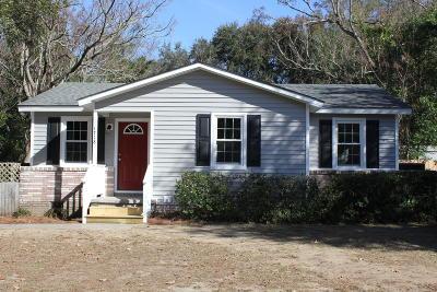 Single Family Home For Sale: 1718 Pickett Street