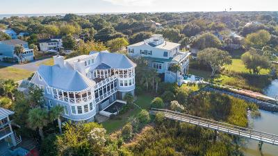 Sullivans Island Single Family Home For Sale: 3030 Jasper Boulevard