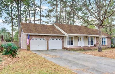 Goose Creek Single Family Home For Sale: 134 Cherry Hill Avenue