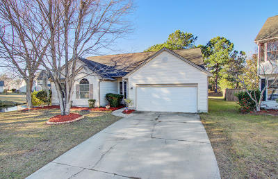 North Charleston Single Family Home Contingent: 5411 Dwight Drive