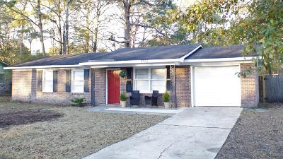 Ladson Single Family Home For Sale: 4452 Garwood Drive