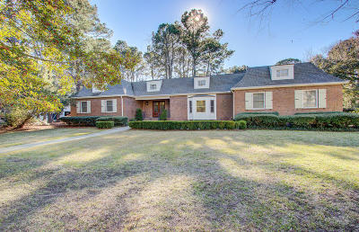 Single Family Home Contingent: 1180 Moss Bluff