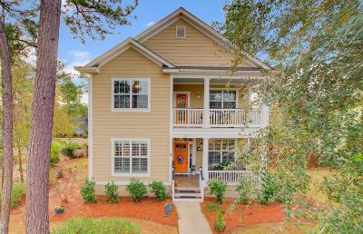 Summerville Single Family Home For Sale: 289 Hundred Oaks Parkway