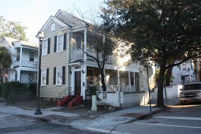 Charleston Single Family Home For Sale: 109 Bogard Street