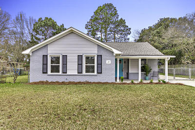 Goose Creek Single Family Home For Sale: 39 Bayshore Blvd