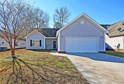 North Charleston Single Family Home For Sale: 7741 Fayetteville Rd