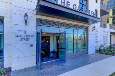 Attached For Sale: 5 Gadsdenboro Street #508