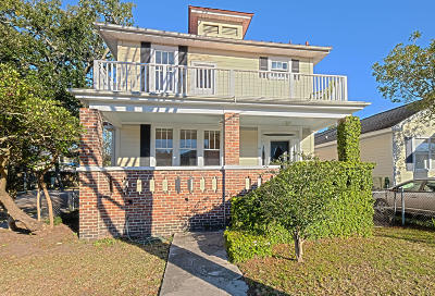 Charleston Multi Family Home Contingent: 48 Poplar Street