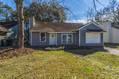Ladson Single Family Home For Sale: 126 Mickler Drive
