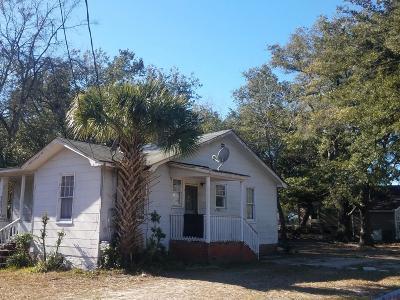 North Charleston Single Family Home Contingent: 2604 Stark Lane