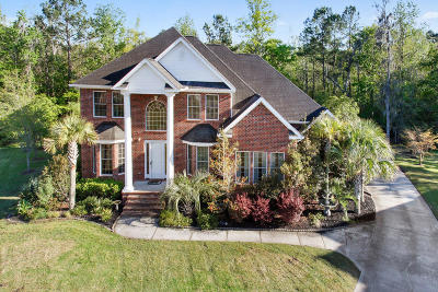 Coosaw Creek Country Club Single Family Home For Sale: 4204 Magnolia Court