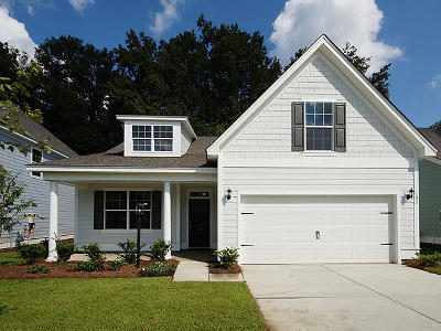 Summerville Single Family Home For Sale: 2 Windward Drive