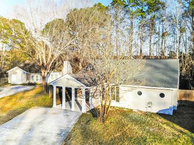 Single Family Home For Sale: 173 Tabby Creek Circle