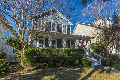 Charleston Single Family Home Contingent: 152 Etiwan Park Street