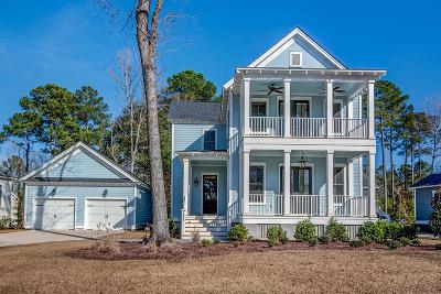 Single Family Home For Sale: 1832 Carolina Park Boulevard